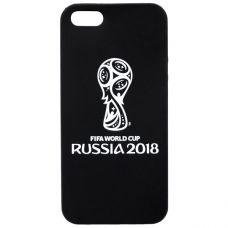Чехол для iPhone 2018 FIFA WCR Official Emblem b/w…